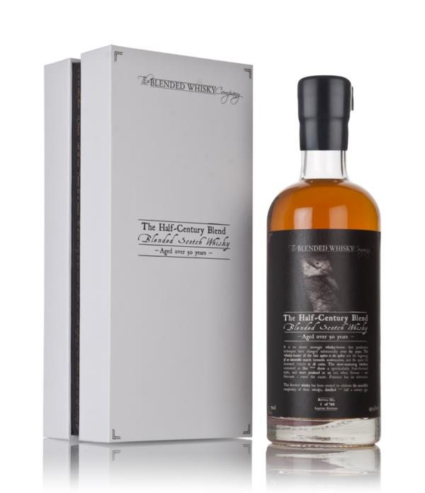 The Half-Century Blend 3cl Sample Blended Whisky