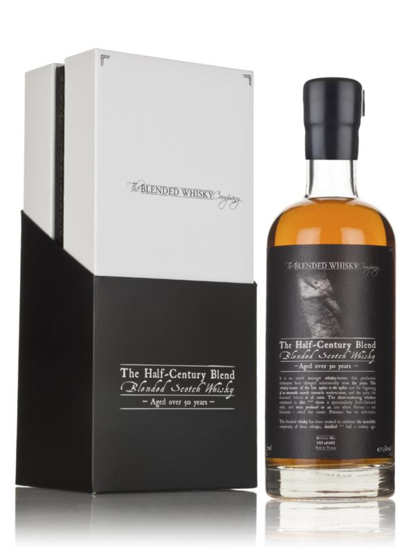 The Half-Century Blend - Batch 3 3cl Sample Blended Whisky