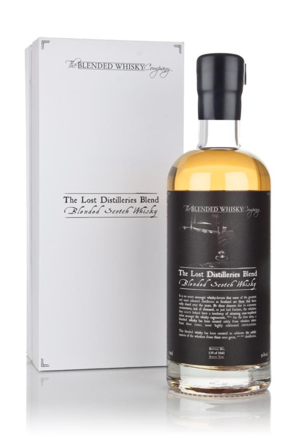 The Lost Distilleries Blend - Batch 10 3cl Sample Blended Whisky