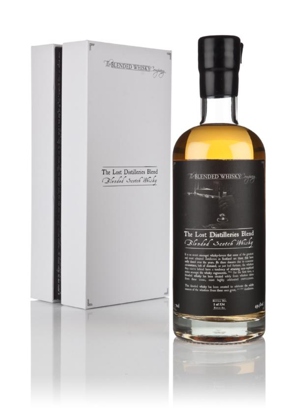 The Lost Distilleries Blend - Batch 6 3cl Sample Blended Whisky