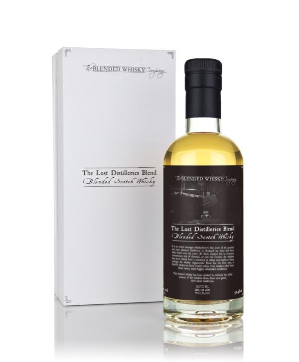 The Lost Distilleries Blend - Batch 11 Blended Whisky