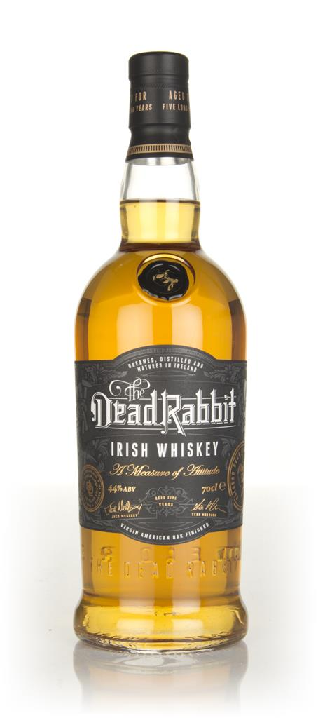 The Dead Rabbit Irish Blended Whiskey