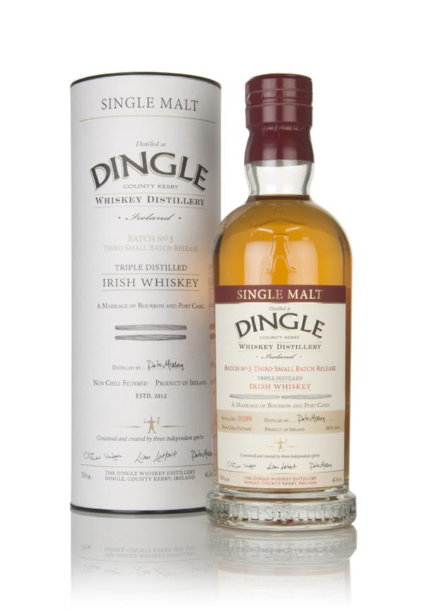 Dingle Single Malt - Batch No.3 Single Malt Whiskey