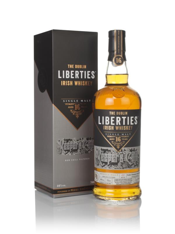 The Dublin Liberties 16 Year Old Keepers Coin Single Malt Whiskey