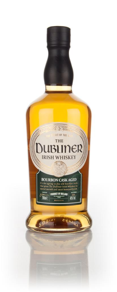 The Dubliner Irish Blended Whiskey