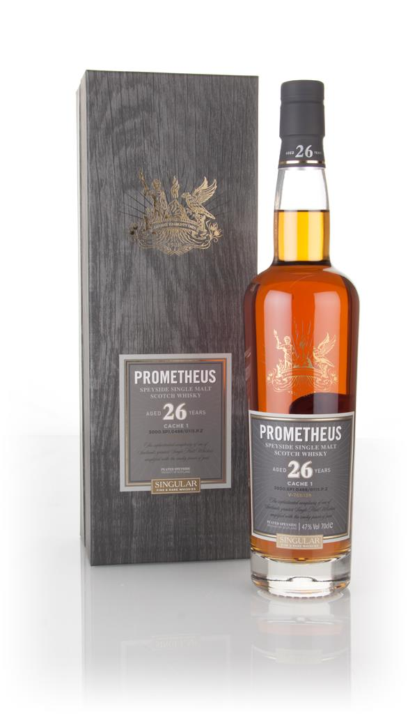 Prometheus 26 Year Old 3cl Sample Single Malt Whisky