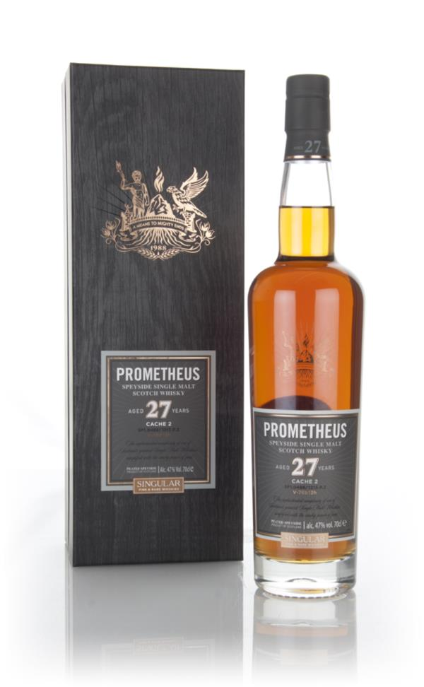 Prometheus 27 Year Old 3cl Sample Single Malt Whisky