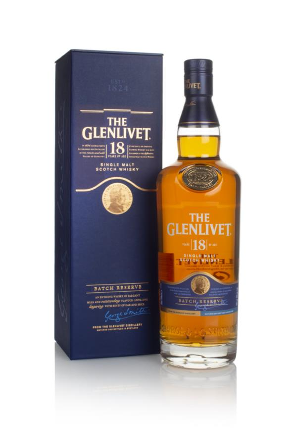The Glenlivet 18 Year Old Single Malt Whisky