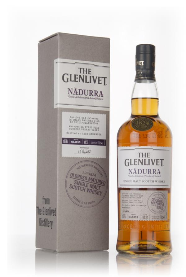 The Glenlivet Nadurra Oloroso Batch OL1015 Single Malt Whisky