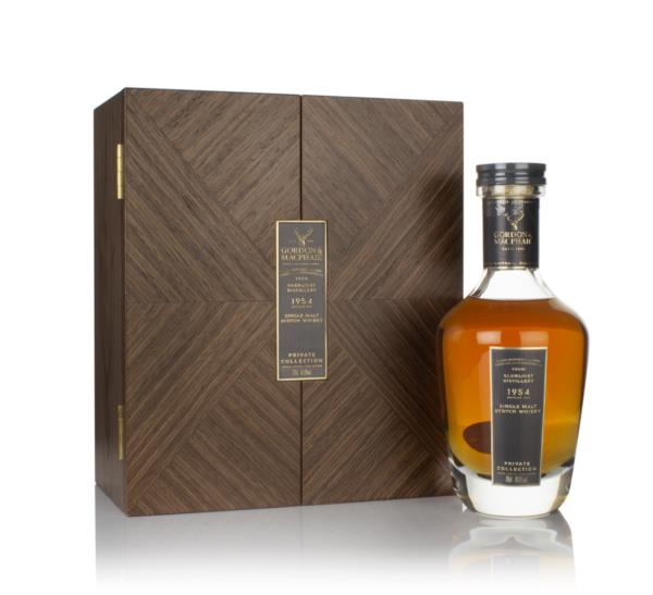 Glenlivet 64 Year Old 1954 - Private Collection (Gordon & MacPhail) Single Malt Whisky