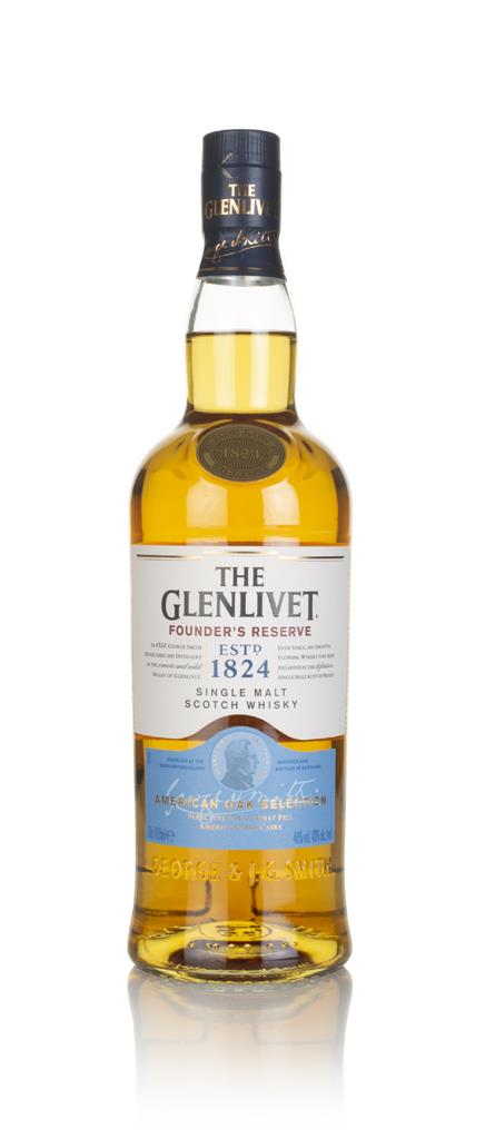 The Glenlivet Founders Reserve Single Malt Whisky
