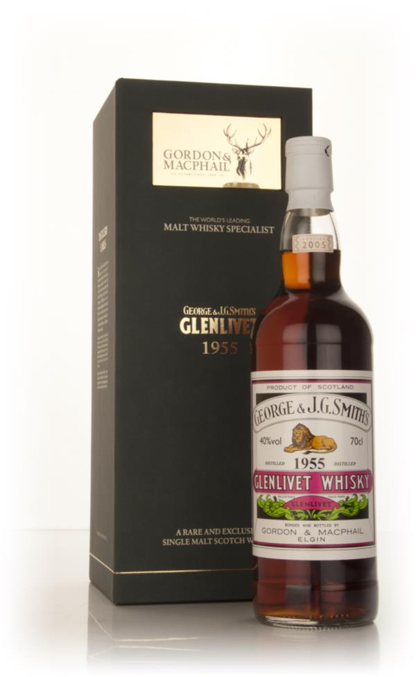 Smiths Glenlivet 1955 (Gordon & MacPhail) Single Malt Whisky