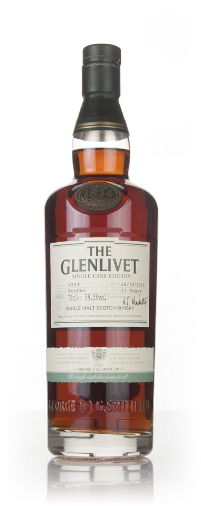 The Glenlivet 11 Year Old Bochel - Single Cask Edition Single Malt Whisky