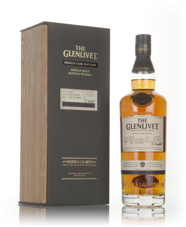 The Glenlivet 16 Year Old Cairn na Bruar - Single Cask Edition Single Malt Whisky