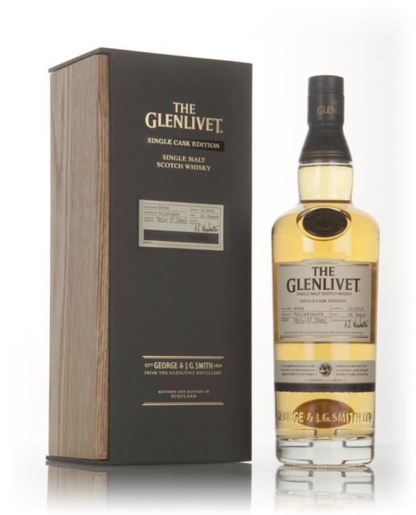 The Glenlivet 16 Year Old Tollafraick - Single Cask Edition Single Malt Whisky