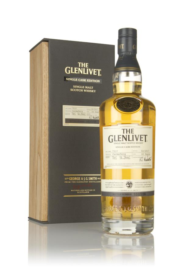 The Glenlivet 18 Year Old Carmaferg - Single Cask Edition Single Malt Whisky