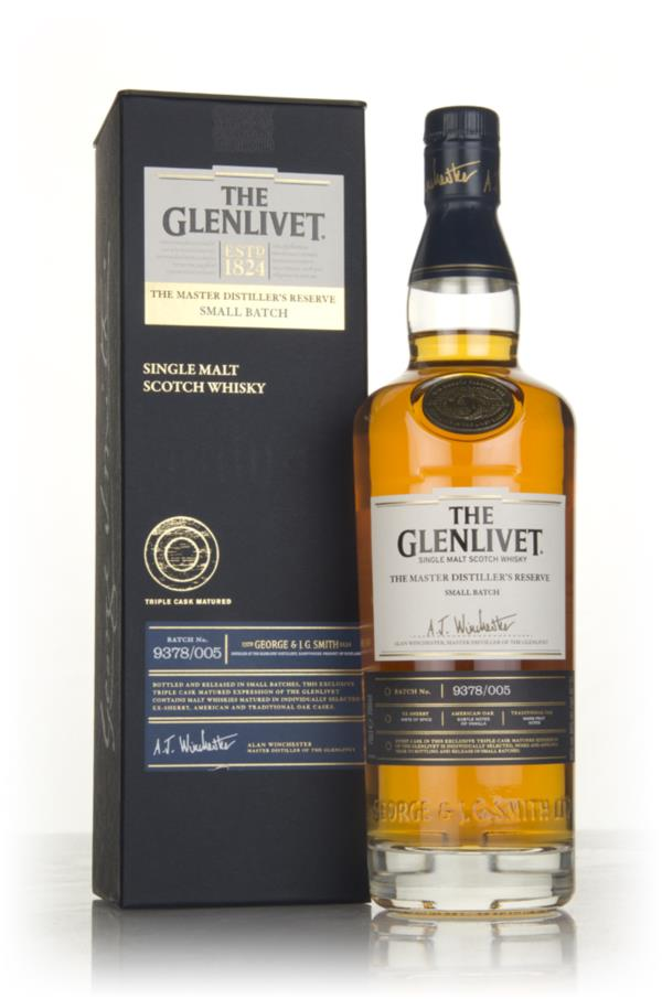 The Glenlivet Master Distillers Reserve Small Batch Single Malt Whisky