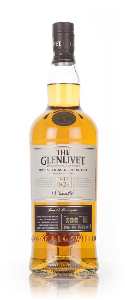 The Glenlivet Master Distillers Reserve - Solera Vatted Single Malt Whisky
