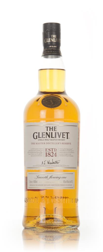 The Glenlivet Master Distillers Reserve Single Malt Whisky