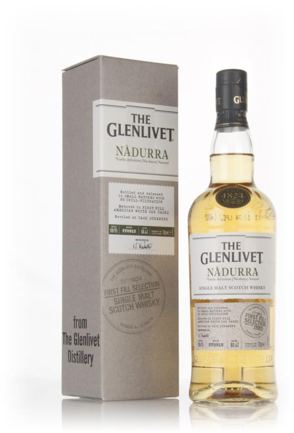 The Glenlivet Nadurra First Fill Selection Batch FF0915 Single Malt Whisky