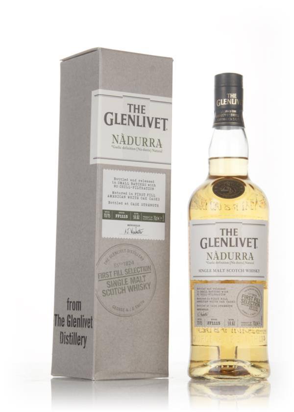 The Glenlivet Nadurra First Fill Selection Batch FF1115 Single Malt Whisky