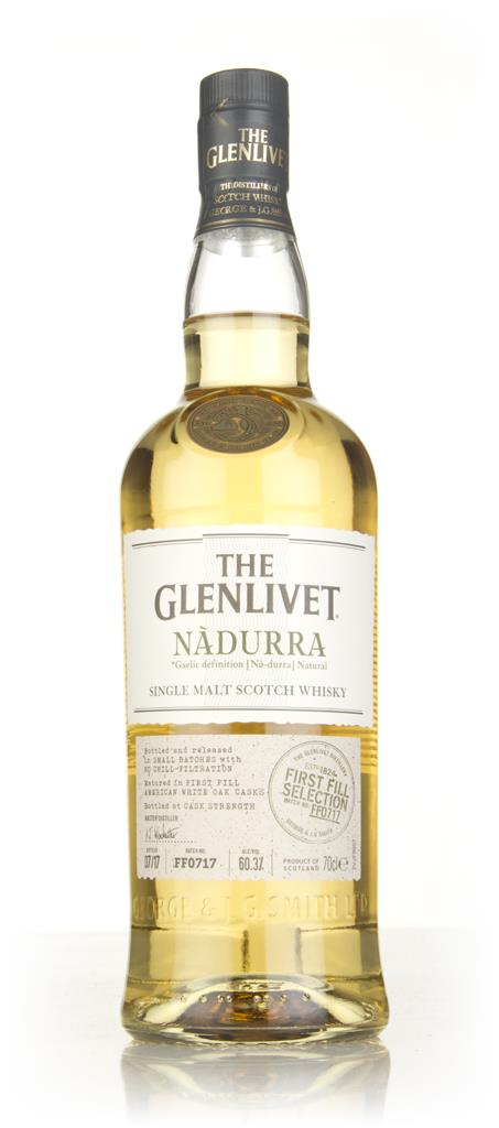 The Glenlivet Nadurra First Fill Selection Batch FF0717 Single Malt Whisky