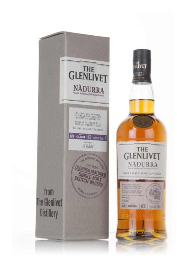 The Glenlivet Nadurra Oloroso Batch OL0816 Single Malt Whisky