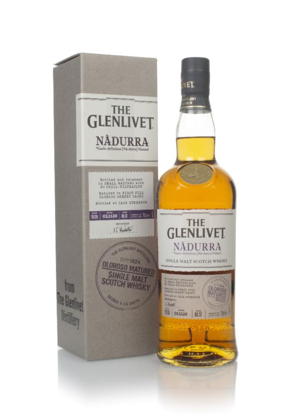 The Glenlivet Nadurra Oloroso Batch OL0818 Single Malt Whisky