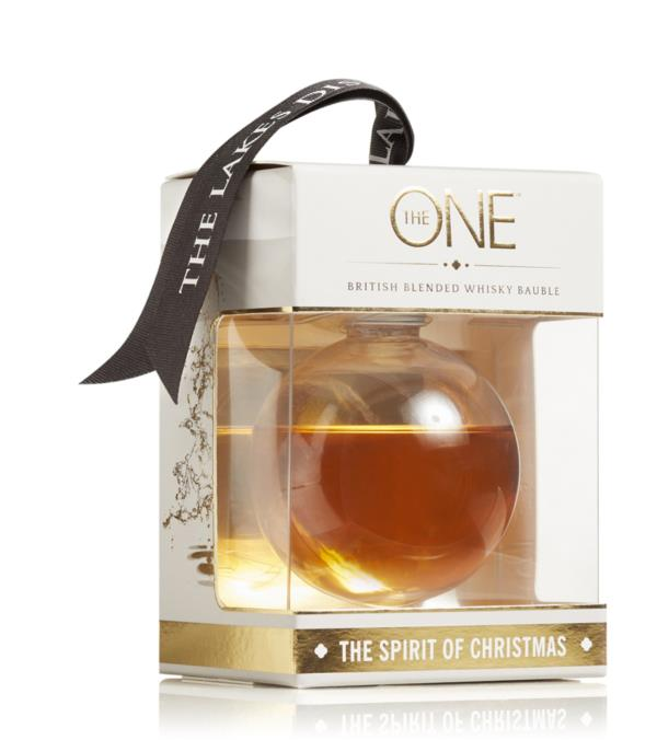 The ONE Bauble 20cl Blended Whisky