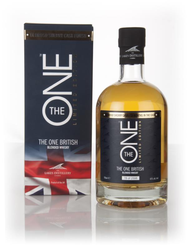 The ONE Limited Edition - 12 Month Oloroso Cask Finish Blended Whisky