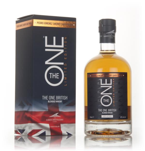 The ONE Limited Edition - Pedro Ximenez Cask Finish Blended Whisky