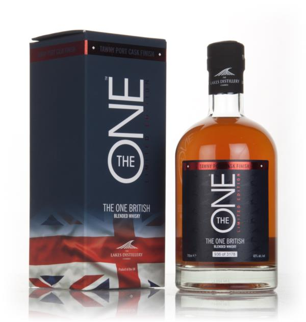 The ONE Limited Edition - Tawny Port Cask Finish Blended Whisky