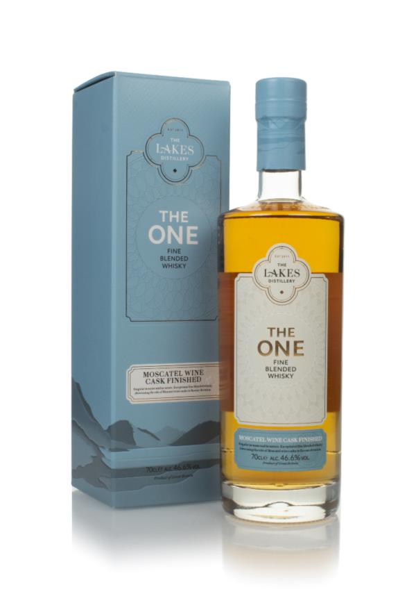 The ONE Moscatel Cask Finished Blended Whisky