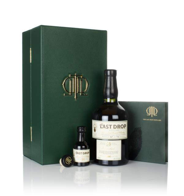The Last Drop 56 Year Old Blended Scotch Blended Whisky