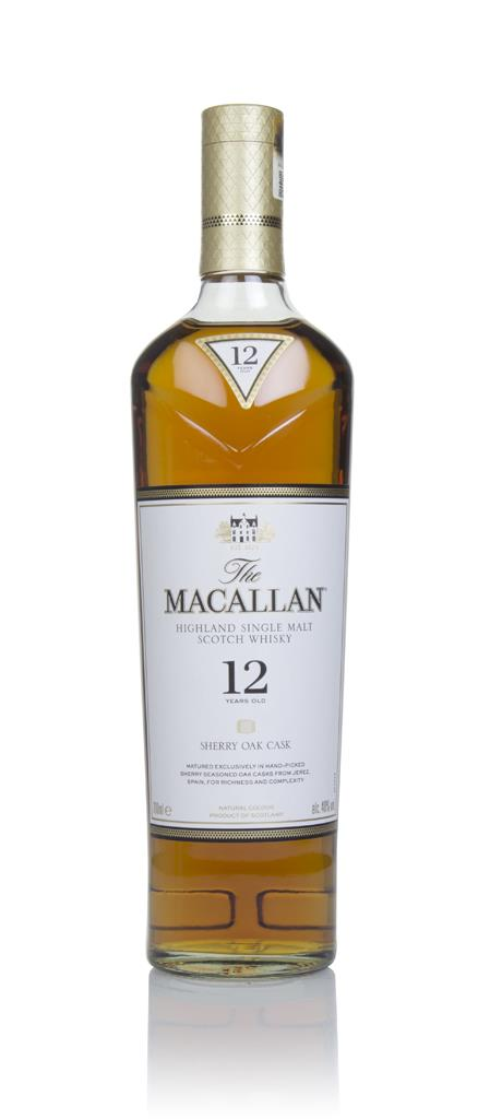 The Macallan 12 Year Old Sherry Oak Single Malt Whisky