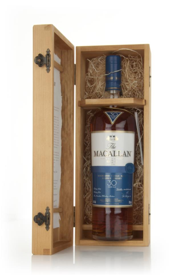The Macallan 30 Year Old Fine Oak 3cl Sample Single Malt Whisky