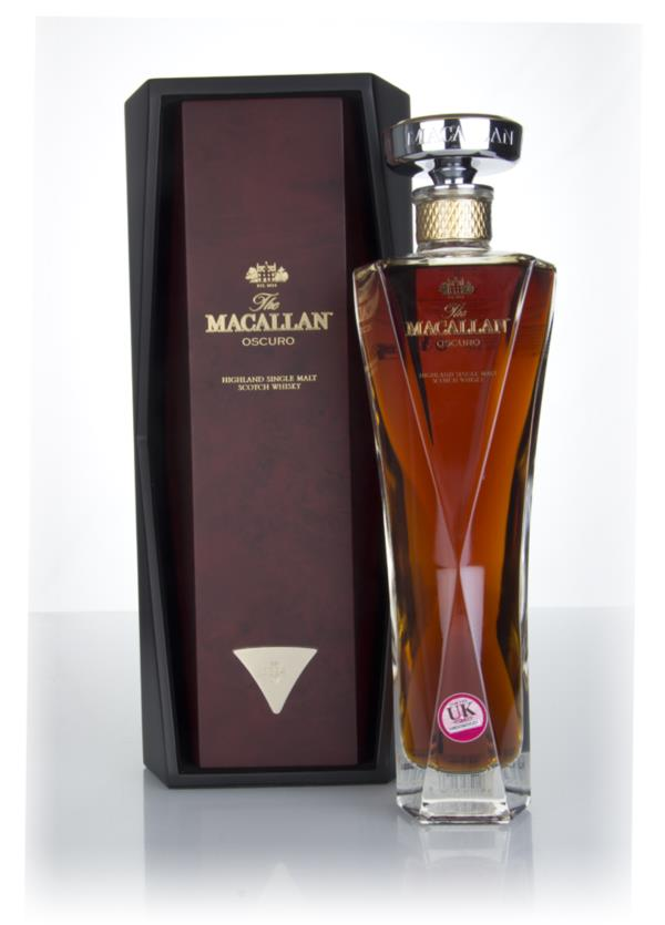 The Macallan Oscuro 3cl Sample Single Malt Whisky