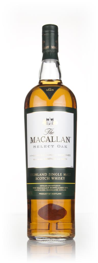 The Macallan Select Oak 1l Single Malt Whisky