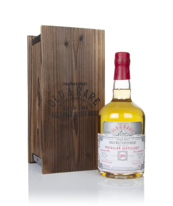 Macallan 20 Year Old 1990 - Old & Rare Platinum (Douglas Laing) Single Malt Whisky