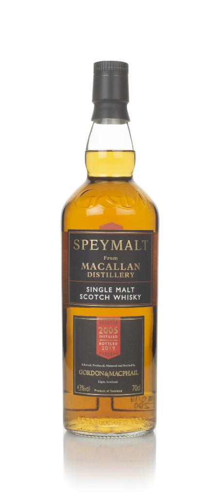 Macallan 2005 (bottled 2019) - Speymalt (Gordon & MacPhail) Single Malt Whisky