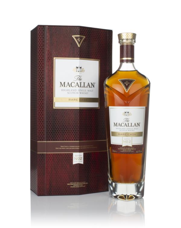 The Macallan Rare Cask - Batch No.2 (2019 Release) 3cl Sample Single Malt Whisky