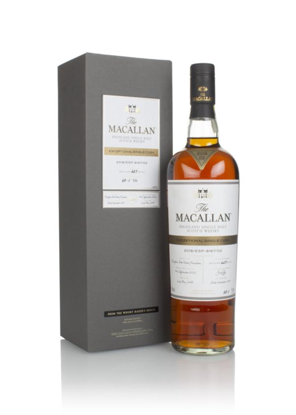 The Macallan 15 Year Old 2002 - Exceptional Single Cask (2018 Release) Single Malt Whisky