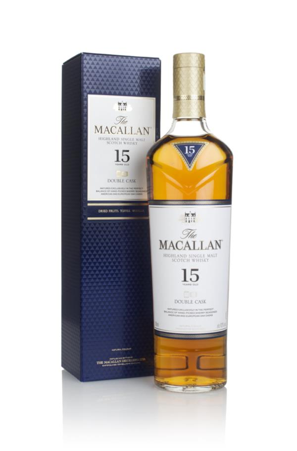 The Macallan 15 Year Old Double Cask Single Malt Whisky
