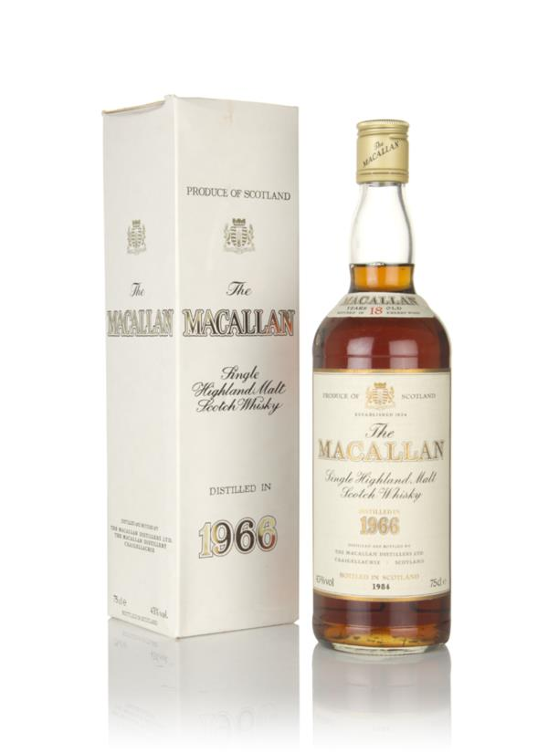 The Macallan 18 Year Old 1966 Single Malt Whisky