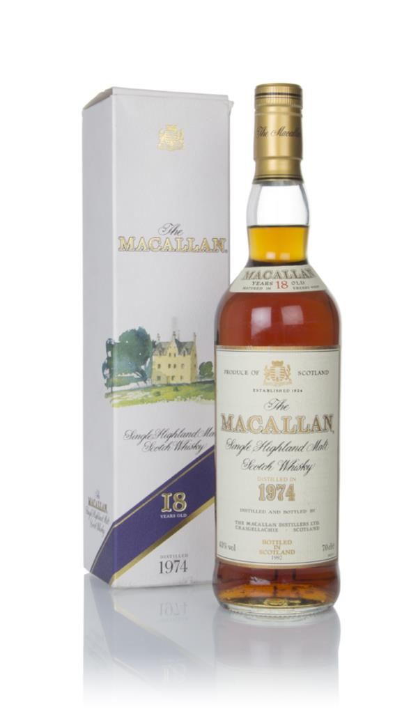 The Macallan 18 Year Old 1974 Single Malt Whisky