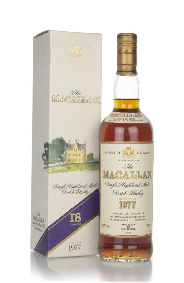 The Macallan 18 Year Old 1977 Single Malt Whisky