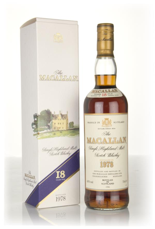The Macallan 18 Year Old 1978 Single Malt Whisky