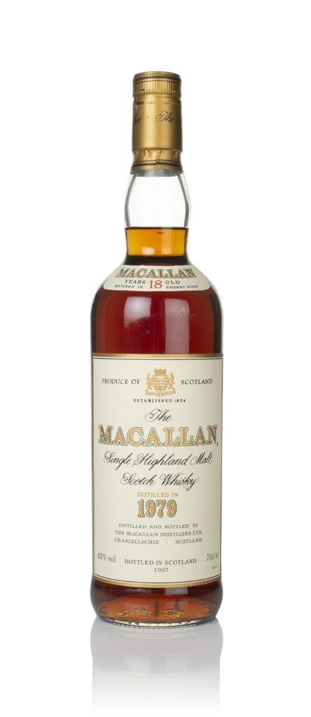 The Macallan 18 Year Old 1979 Single Malt Whisky