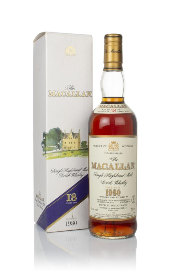 The Macallan 18 Year Old 1980 Single Malt Whisky