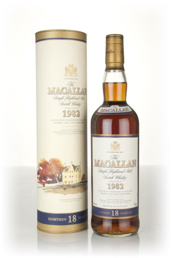 The Macallan 18 Year Old 1982 Single Malt Whisky